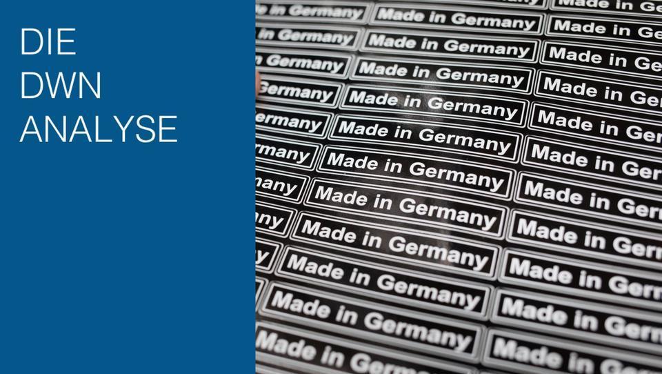 Zeitenwende in der Weltwirtschaft: Deutschlands Erfolgsmodell wackelt bedrohlich