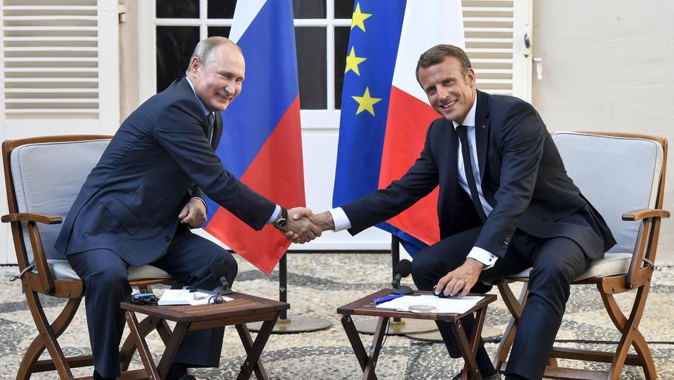 DWN SPEZIAL: In Mali tobt ein Stellvertreter-Konflikt zwischen Frankreich und Russland