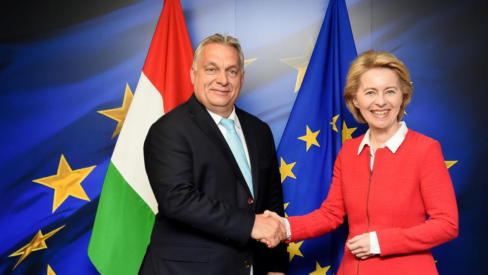 Von der Leyen gegen Orban: Wer gewinnt den europäischen Kampf der Titanen?