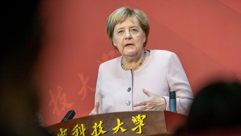 Merkel 2019 in Wuhan: Wir wünschen uns mehr chinesische Investitionen in Deutschland