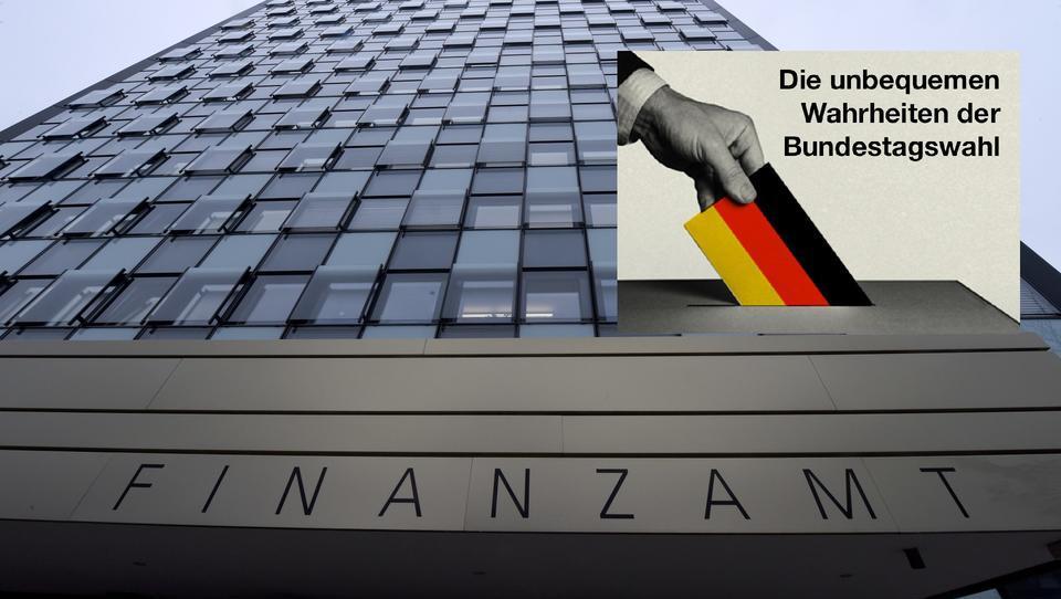 Bundestagswahl 2021: Werden nach der Wahl die Steuern erhöht?