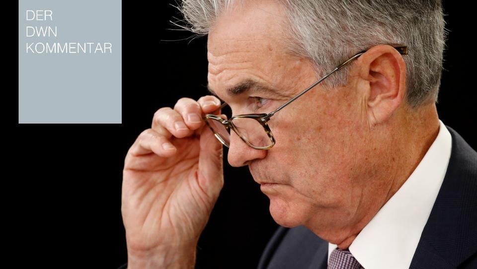 Will die US-Notenbank eine Hyper-Inflation herbeiführen?