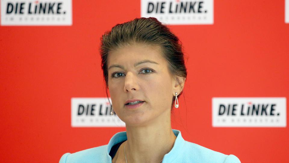 Richtungskampf ausgebrochen: Links-Politiker wollen, dass Wagenknecht ihre Bundestagskandidatur zurückzieht