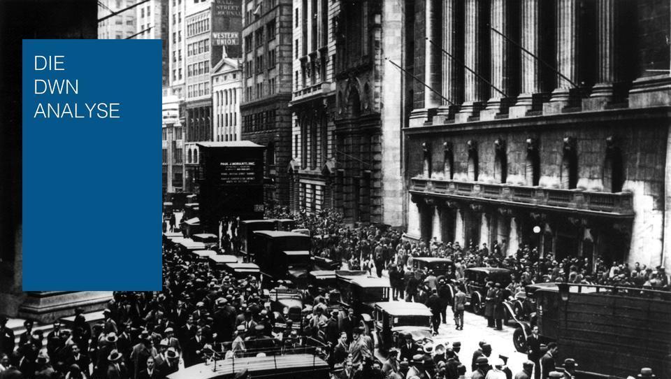 Die neue Große Depression steht der Welt noch bevor – Kursfeuerwerk an den Börsen ist eine Illusion