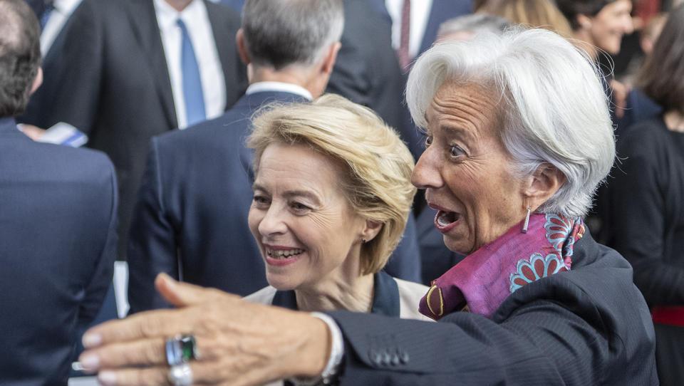 Geldfresser: Die Inflation im Euro-Raum dreht richtig auf