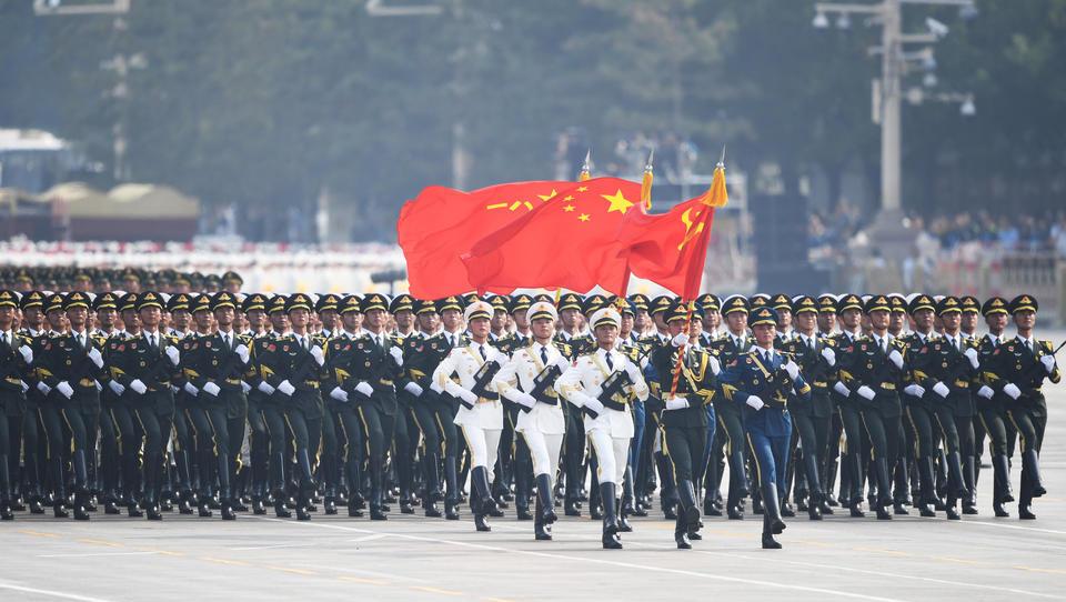 Großer Knall kommt: China trifft Vorbereitungen für einen Krieg gegen die USA