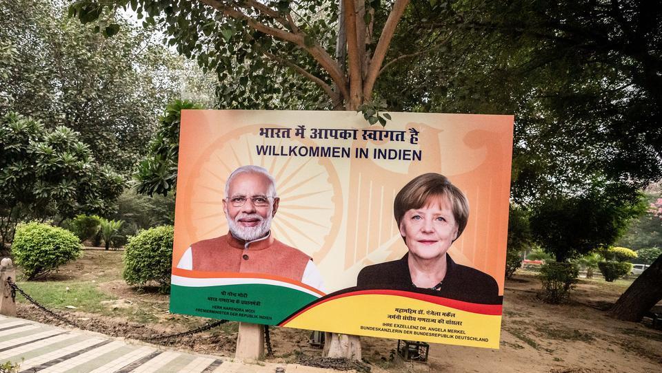 Bundesregierung bereitet Corona-Hilfspaket für Indien vor