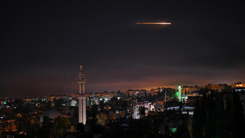Israel verstärkt Luftangriffe auf Syrien