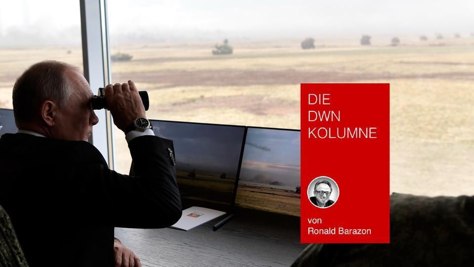 Nach seinem schlechten Wahlergebnis: Wird Putin die Ukraine überfallen?