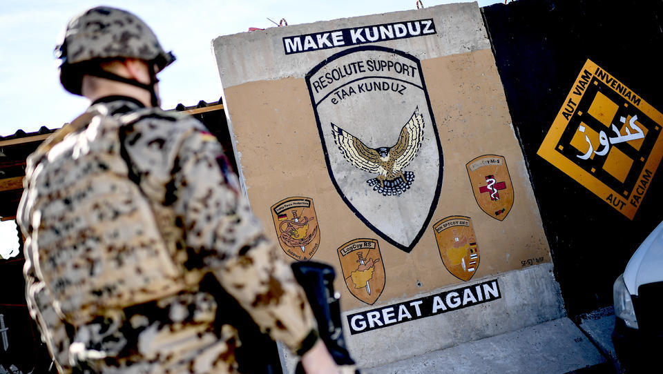 Lagebericht Afghanistan: Taliban erobern strategisch wichtige Bezirke um Kabul