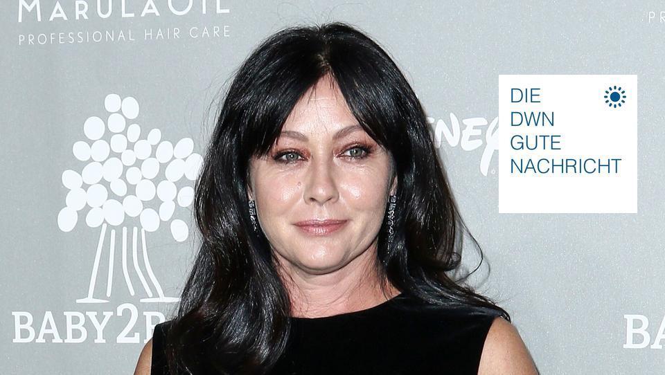 """""""Beverly Hills, 90210""""-Star Shannen Doherty wird 50"""