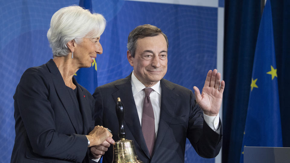 """Die EZB muss sich der """"fiskalischen Dominanz"""" der Südeuropäer unterordnen"""