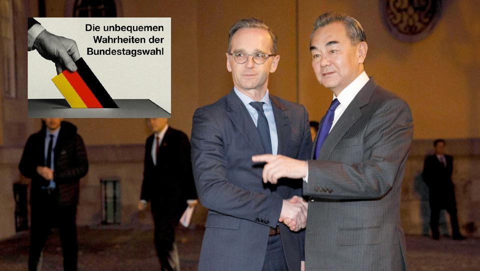 Bundestagswahl 2021: Die Parteien haben keine kohärente China-Strategie - Teil 1