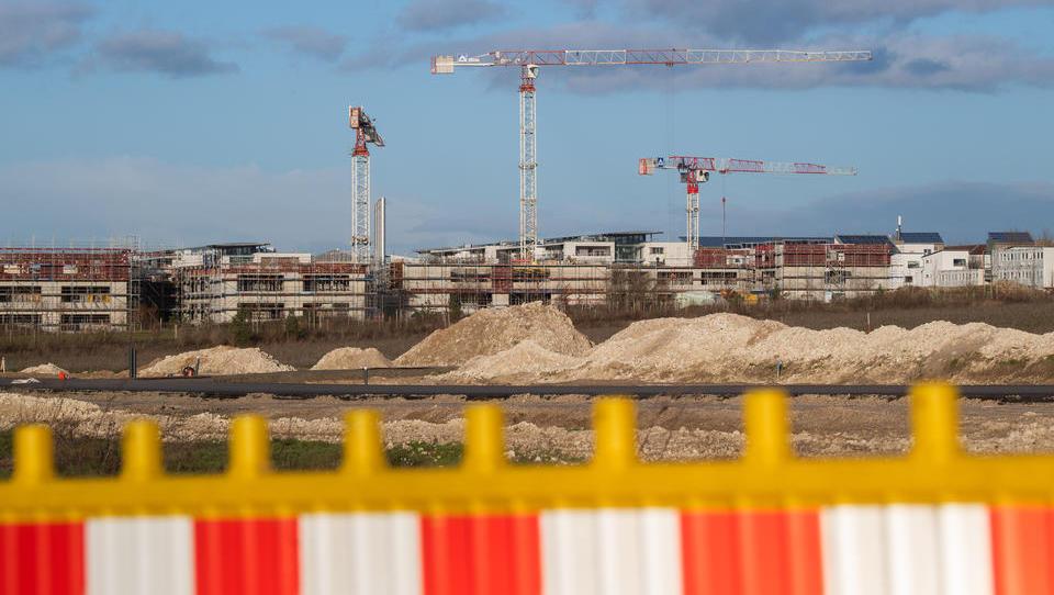 Bauland in Deutschland so teuer wie noch nie