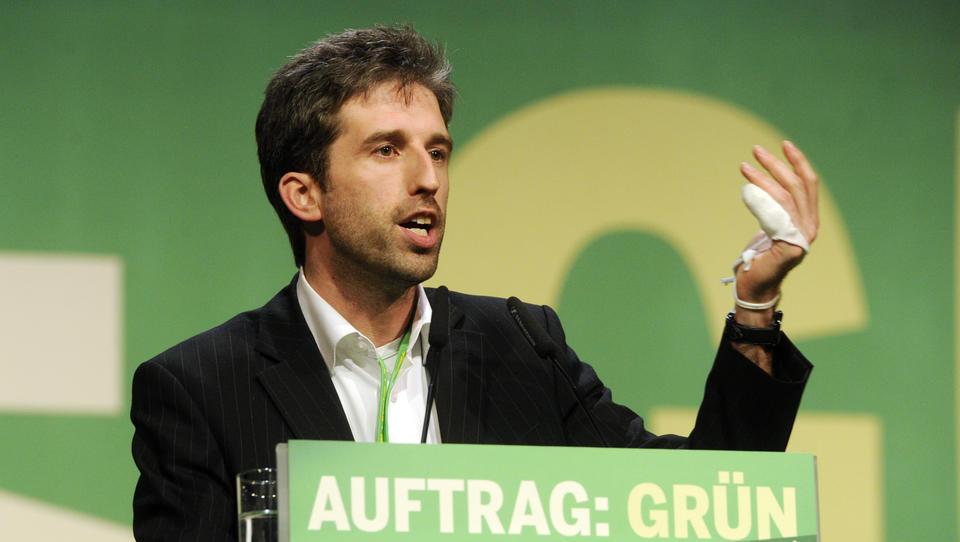 Grünen-Kreisverband distanziert sich von Boris Palmer