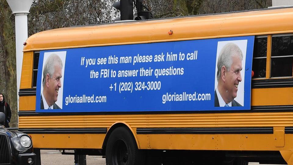 Sexual-Verbrechen: Beweislast gegen Prinz Andrew wird immer erdrückender