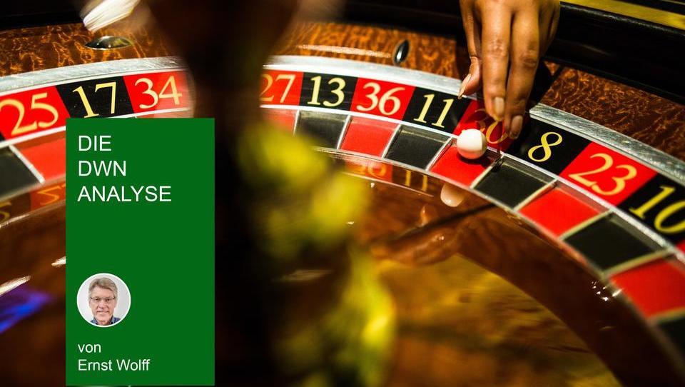 Der Fall Archegos – ein kurzer Blick auf die Spitze des Eisbergs im Billionen-Casino namens Finanzsystem