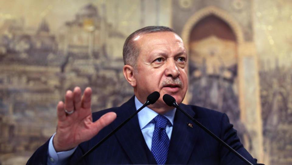 Erdogan kündigt neue Militäroffensive in Syrien an