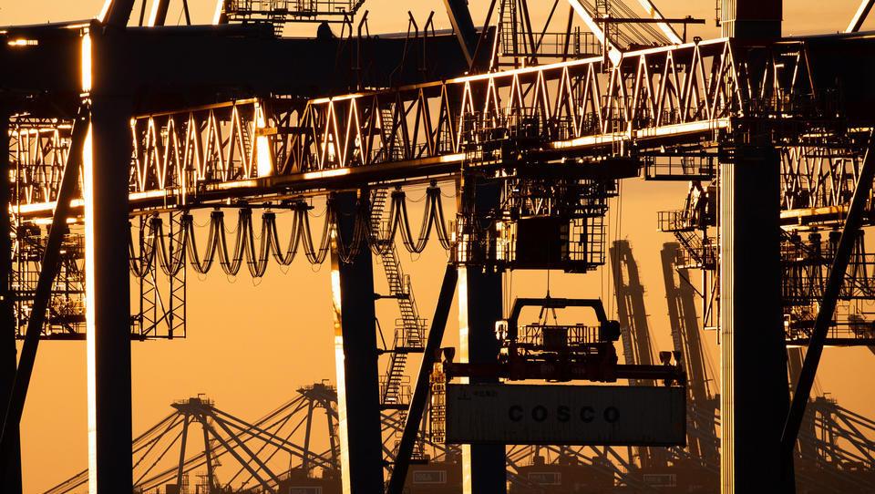Deutschland ist einer der Haupt-Profiteure der Globalisierung