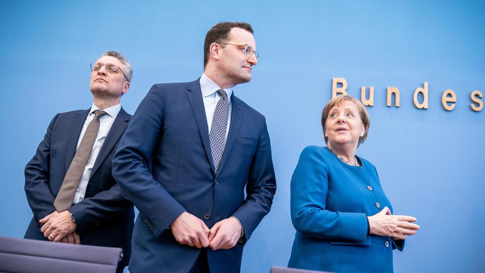 Bericht: Merkel, Spahn und Co. wollen Gültigkeit von Corona-Schnelltests auf wenige Stunden begrenzen