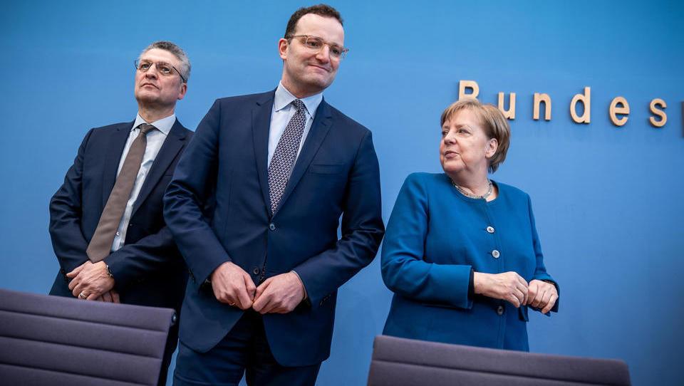 DIW: Pandemie und Lockdown zwingen deutsche Wirtschaft im Winter in die Knie
