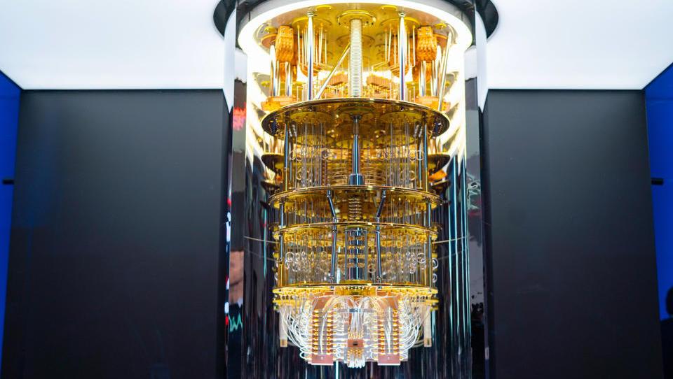 Fraunhofer nimmt ersten IBM-Quantencomputer außerhalb der USA in Betrieb