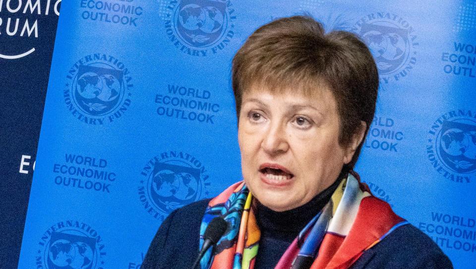 """Wie der IWF die Welt  """"vom Great Lockdown zur Great Transformation"""" führen will"""