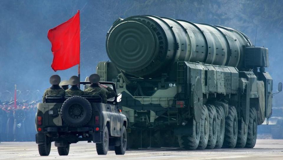 Neue Doktrin: Russland behält sich vor, Atomwaffen in konventionellem Krieg einzusetzen