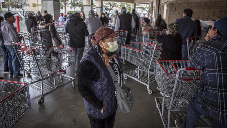 Verrückte Zeiten: In den USA gibt es eine Inflation mit einer gleichzeitigen Deflation