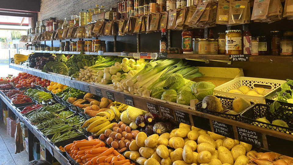 Britische Supermarkt-Kette: Schon bald Engpässe bei Obst und Gemüse