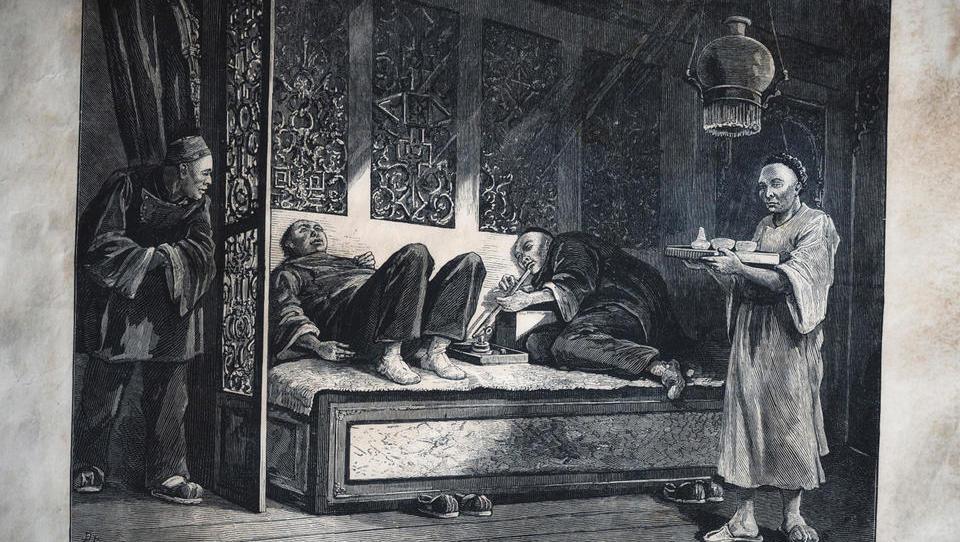 Früher Opium, heute Corona: Wie das Leben von Millionen zerstört wird