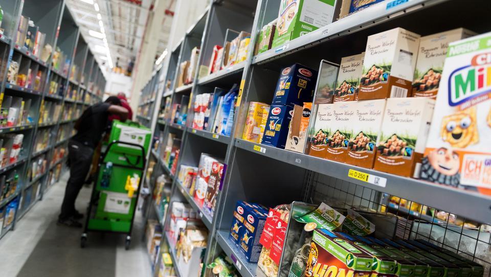 Viele Deutsche treibt Sorge um Lebensmittelversorgung in Pandemie um