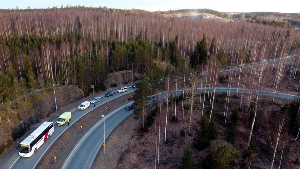 Finnischer Forstindustrie-Gigant schließt Produktionsstandorte