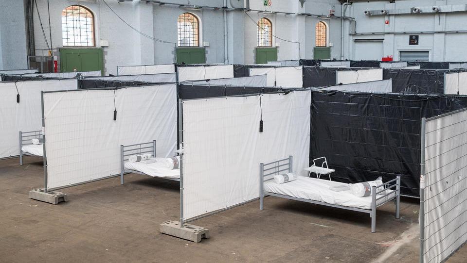 Kapazitätsgrenze erreicht: Essener Klinik-Chef warnt vor