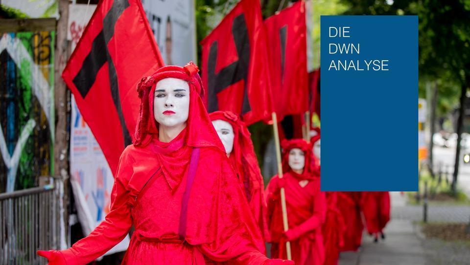Der Klima-Lockdown wird Deutschland in eine Öko-Diktatur verwandeln