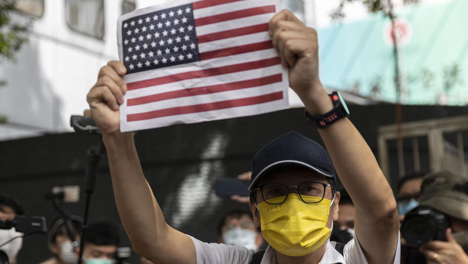 """Unruhe in Peking: """"Die USA wollen in China einen Umsturz herbeiführen"""""""