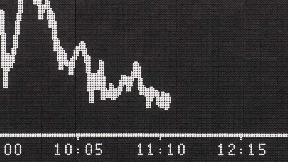 Dunkle Wolken über den Börsen: Aktien-Anlegern stehen unruhige Wochen bevor