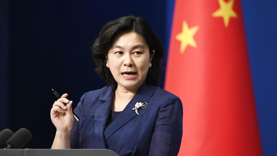 """Ursprung des Corona-Virus: China zeigt mit dem Finger auf """"Fort Detrick"""" in den USA"""