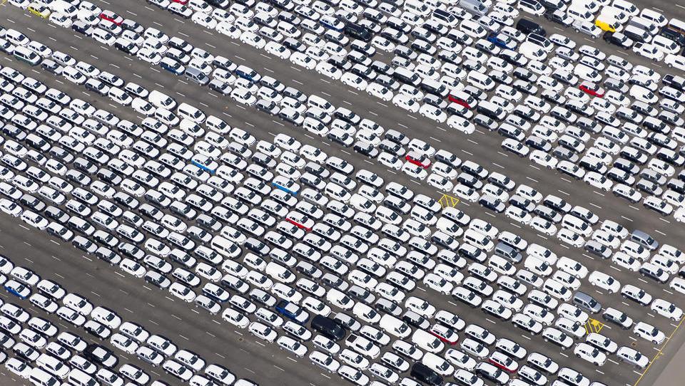 Chinas Absatzmarkt beschert deutschen Autobauern Sensationsquartal