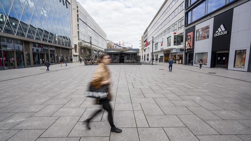 Ökonomen: Aufschwung erst ab dem zweiten Quartal / In Innenstädten wird es nie mehr