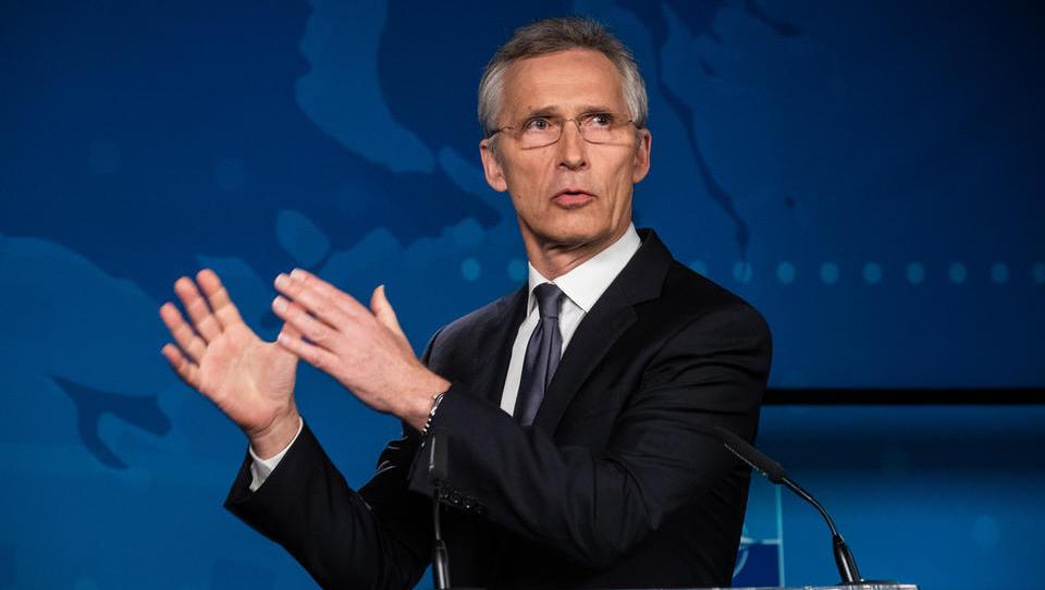 Nato-Chef Stoltenberg meint: Corona-Virus wurde nicht im Labor erschaffen