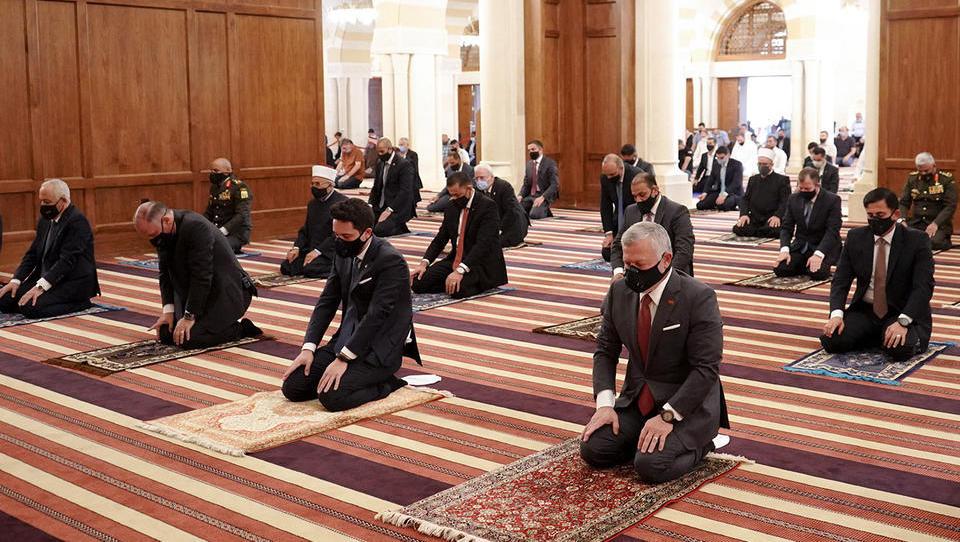 Neuer Brennpunkt im Nahen Osten: Wer steckt hinter der Palast-Intrige in Jordanien?