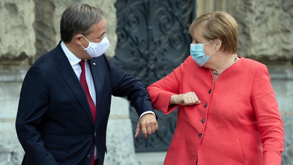 Fortsetzung des Linksschwenks, immer mehr Brüssel: Armin Laschet ist