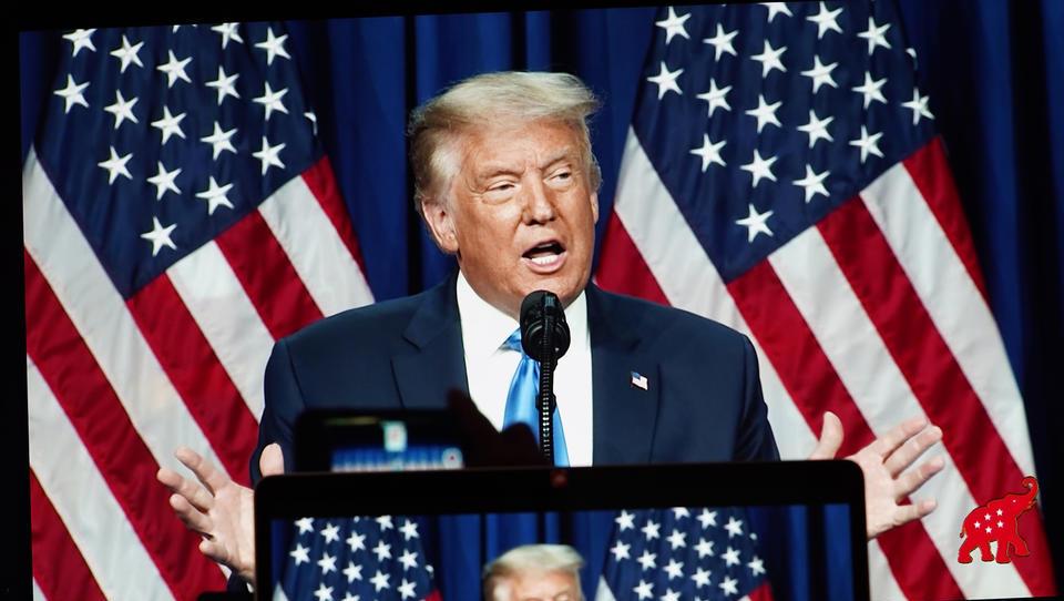 Trump kehrt in die sozialen Medien zurück – auf einer eigenen Plattform