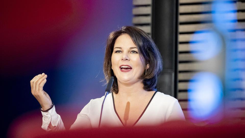 Nach Baerbock-Kür: Grüne vermelden Rekord bei Mitgliedsanträgen