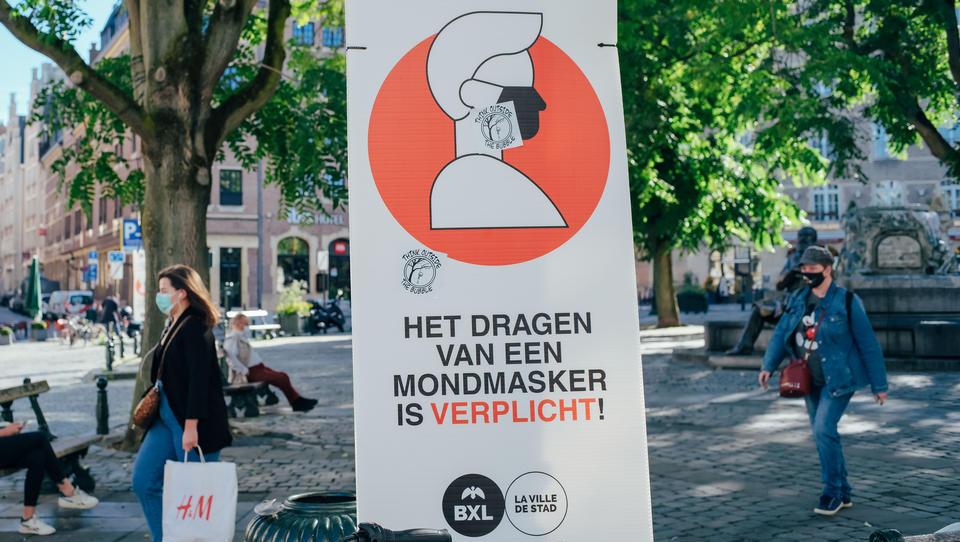 Gericht: Belgien muss die Corona-Regeln innerhalb von 30 Tagen aufheben