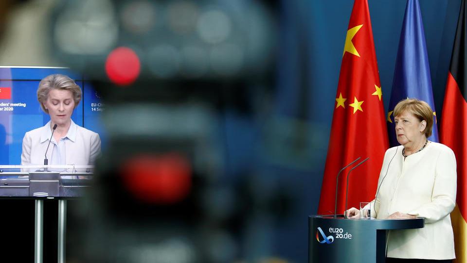 EU bereitet erstmals seit Jahrzehnten Sanktionen gegen China vor