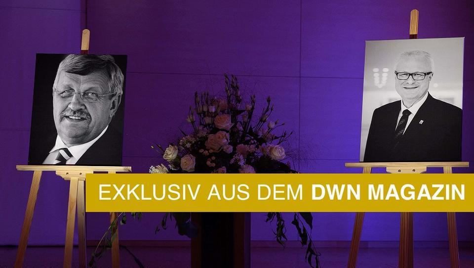 ATTACKE AUF DEN STAAT, ERSTER TEIL Weimar lehrt uns: Wenn der Rechtsstaat schwach ist, stürzen Extremisten die Republik