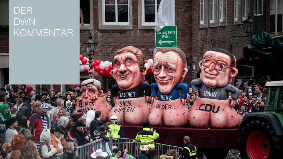 Vielleicht werden sich die CDU-Wähler in wenigen Jahren Merkel zurückwünschen