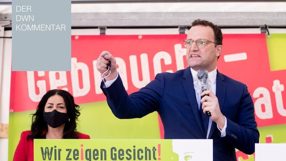 Spahn schlägt zurück: Er will Namen aller Beteiligten an Masken-Deals öffentlich nennen